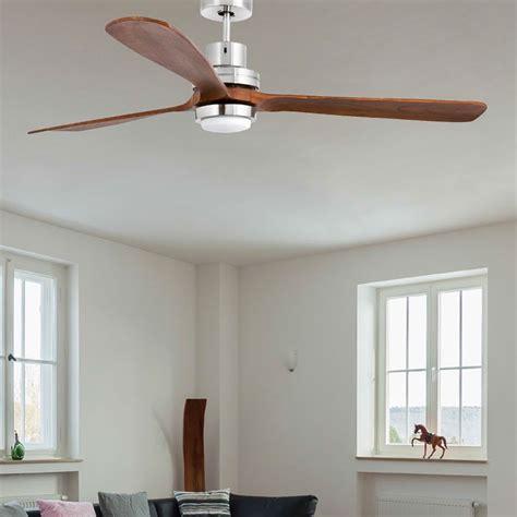 Ventilateur Plafond Faro by Ventilateur Plafond Avec Lumi 232 Re Lantau G Led Bois 33463 Faro