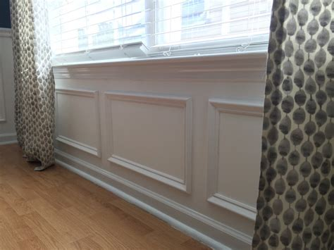 Cost To Wainscot A Room How To Install Wainscoting
