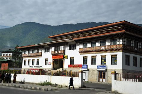 City Of Industry Post Office by General Post Office Bhutan National Bank Thimphu