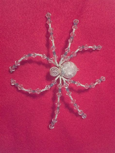 spider for your christmas tree christmas crafts that i