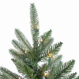 montana fir christmas tree 4 5 pre lit montana fir tree