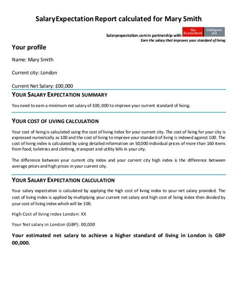 how to state your salary expectations in a cover letter 10 how to write a salary requirements agenda