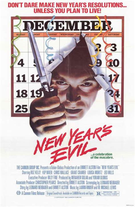 new year s evil new years evil posters from poster shop