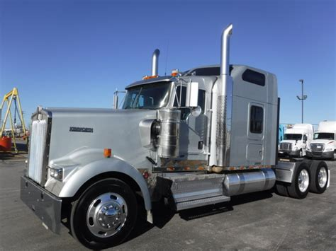 2010 kenworth truck 2010 kenworth w900l conventional trucks for sale 26 used
