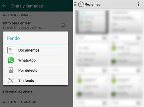 whatsapp tutorial video whatsapp 191 quieres cambiar de fondo tus chats sigue estos