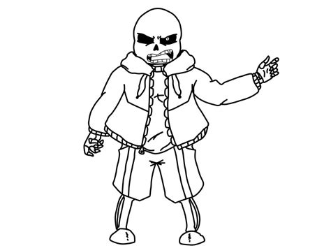 sans templates sans coloring pages coloring pages undertale in coloring
