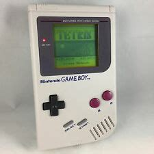 gameboy color for sale nintendo boy launch edition gray handheld system ebay