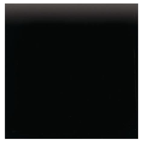 matte black walls daltile semi gloss matte black 4 1 4 in x 4 1 4 in