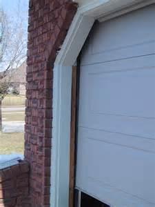 garage door weather stripping part 2 the solution