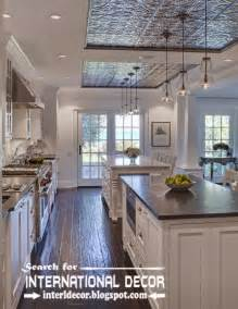 Kitchen Ceiling Design Ideas Modern Kitchen Ceiling Designs Ideas Lights Drop Ceiling For Kitchen