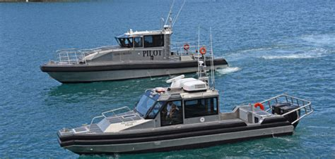 metal shark delivers two new boats to virgin islands - Metal Shark Boats News
