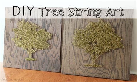 String Tree Pattern - 35 diy string patterns guide patterns