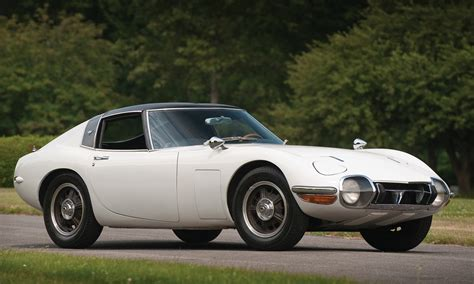 Toyota 2000gt Bond 1966 toyota 2000gt targa bond car idea realized