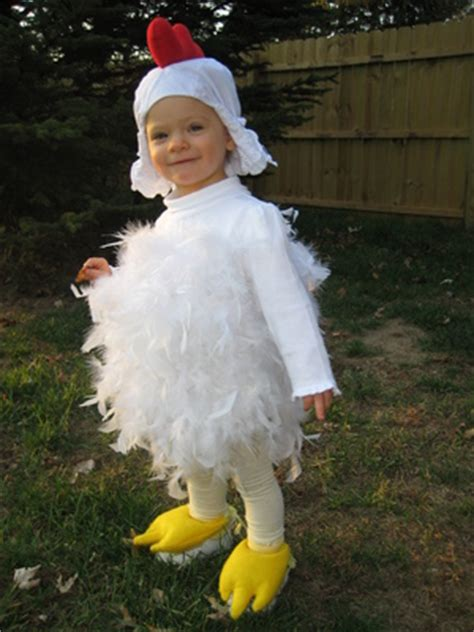 chicken wins big  kids halloween costume contest