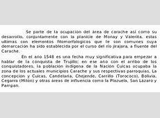 Estado de Trujillo (Venezuela) (página 2) - Monografias.com Lenguas Venezuela