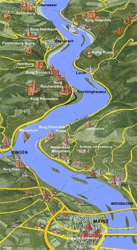 presidents cruise best of rhine river switzerland to 18 best images about castles along the rhine on pinterest