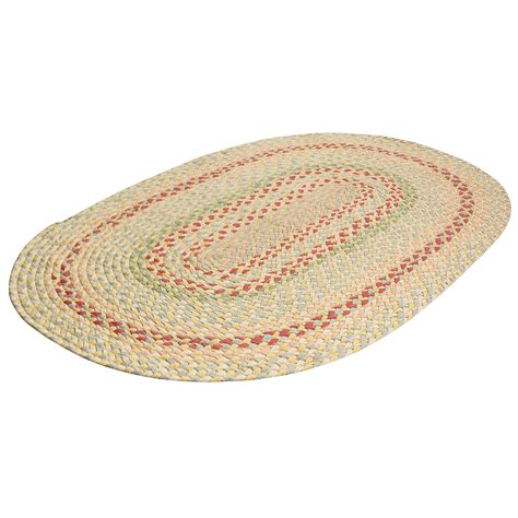 Oval Rugs 4x6 chandler 4 corners braided wool rug 4x6 oval 1382r save 47