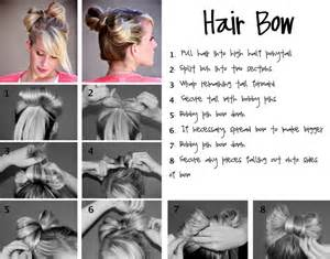 how to do mack hair how to style a hair bow fashionisers