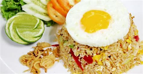 Minyak Goreng Di Naga Swalayan belajar cara membuat nasi goreng