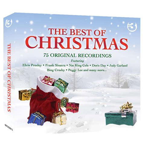 best song xmas the best of christmas 75 original recordings