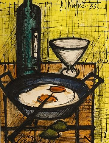artist of the week bernard buffet nik uzunovski artist