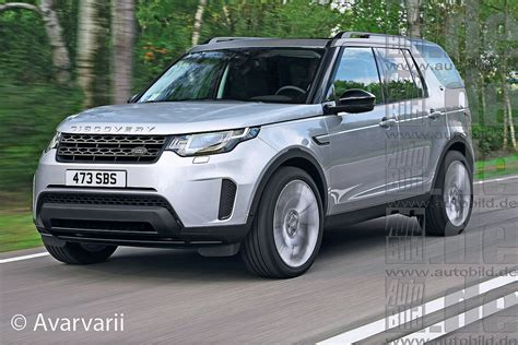 land rover discovery 5 2016 2016 land rover discovery rendering