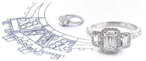 how to make custom jewelry design custom jewelry design process minneapolis johantgen jewelers