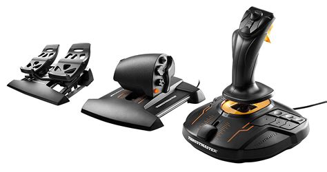 Jual Joystick For Pc by A Look At The Thrustmaster Vg T16000m Fcs Joystick And