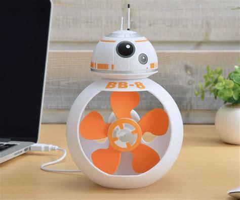 Usb Bb bb 8 usb desk fan fan droid technabob