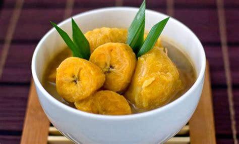 cara membuat makanan ringan yg mudah dan enak resep membuat kolak pisang yg mudah dan enak