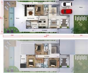 Criar Plantas De Casas planta de sobrado com quarto no t 233 rreo projetos de casas