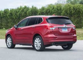 Buick Suv New 2016 Buick Envision Suv Proves Disappointing