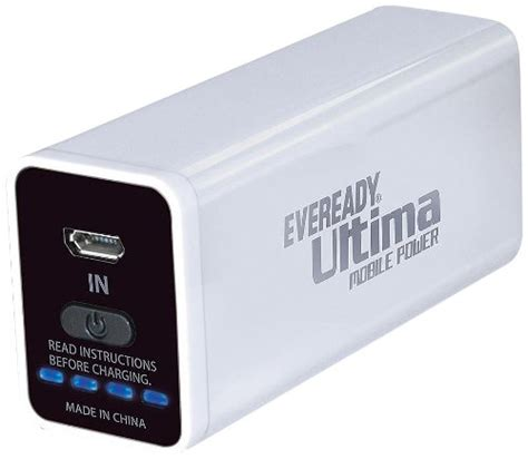 Power Bank Jaws eveready ultima um 22 power bank at rs 800 lowest price from