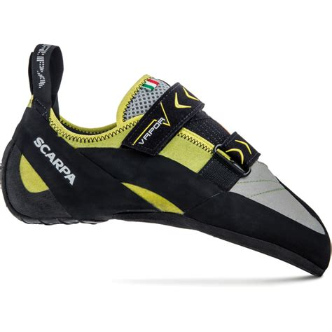 outdoor rock climbing shoes scarpa mens vapour v climbing shoe cotswold outdoor