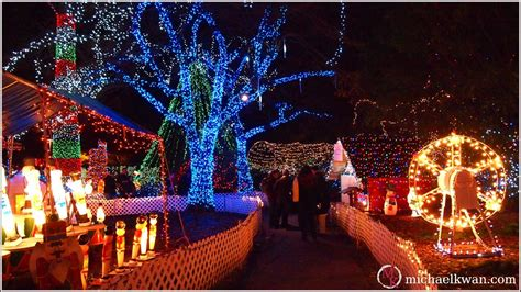 local tourist bright nights in stanley park 187 beyond the