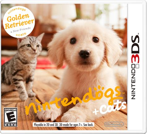 nintendo dogs one savvy nyc area the future has arrived nintendo 3ds review