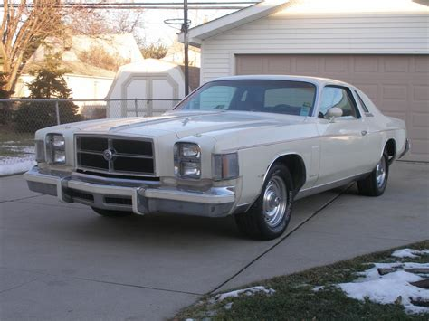 1979 Chrysler 300 For Sale by 1979 Chrysler 300 For Sale For B Bodies Only Classic