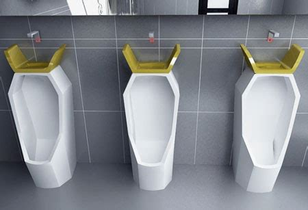 cing toilet design king of urinal a sustainable urinal concept green