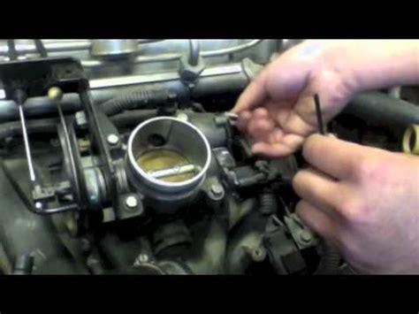 electronic throttle control 2005 saturn ion engine control iac 2002 pontiac grand am s e 2 2 engine youtube