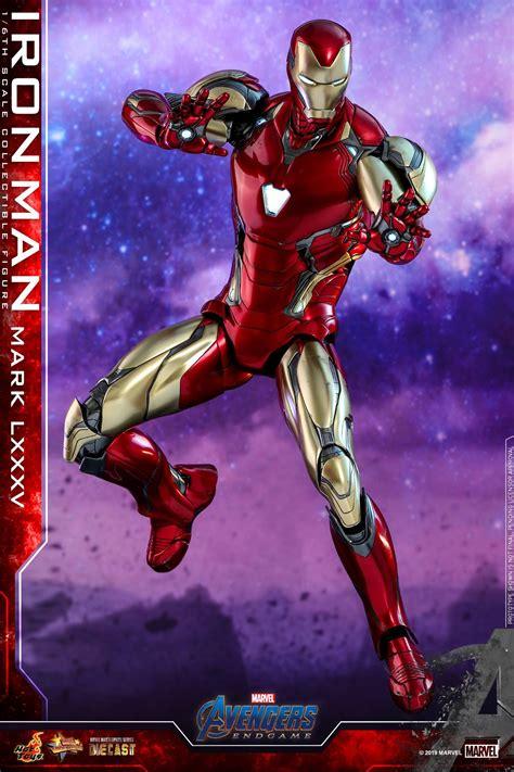 avengers endgame iron man mark lxxxv thanos hot