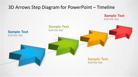 arrow powerpoint template best photos of powerpoint milestone template chart gantt