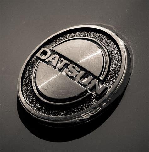 vintage datsun logo datsun logo logos nissan and cars