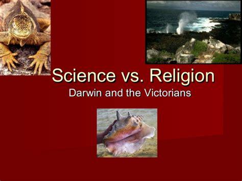 science vs religion impiety science vs religion darwin and the victorians