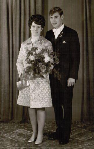 Hochzeit 60er Jahre by Modegeschichte Das Brautkleid