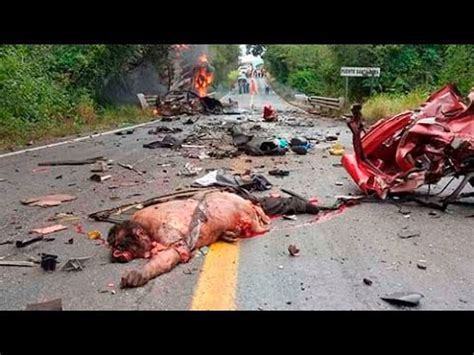 imagenes fuertes de accidentes fatales fatal accidente un muerto en plena calle youtube