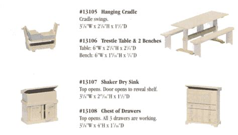 dolls house furniture plans doll house furniture plans easy diy woodworking projects step by step how to build