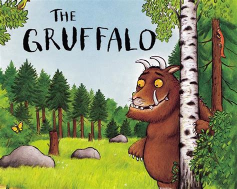 the gruffalo food for thought 3 leadership lessons from the gruffalo