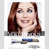 Loreal Mascara Ads | 800 x 969 jpeg 118kB