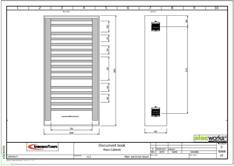 creare layout newsletter come posso riutilizzare il layout 2d di un armadio