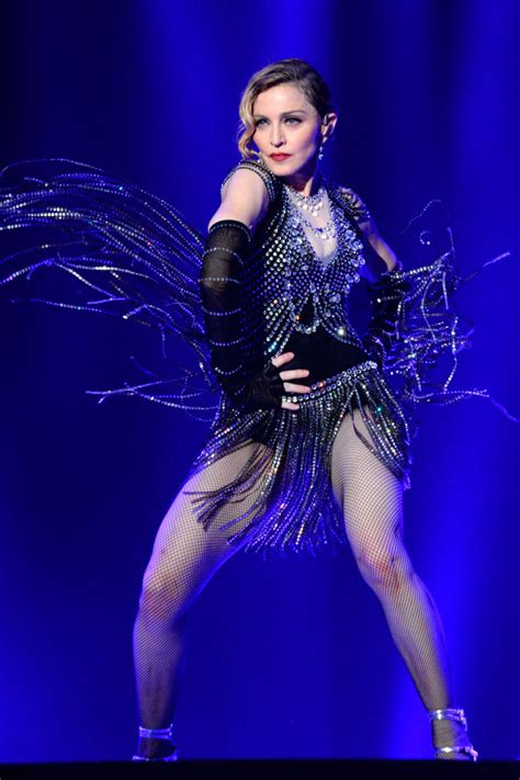 Madonnas Hm Collection Disappoints by Madonna S Most Iconic Looks Fashion Quarterly